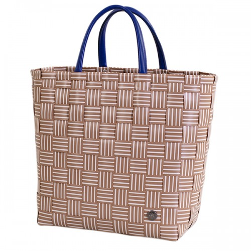 Panier shopper Joy, cannelle (Handed By)