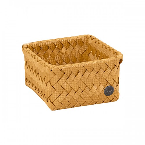 Basket Fit, yellow (Handed By)