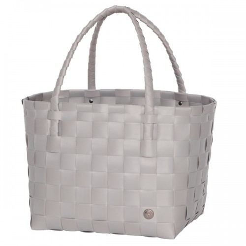Panier shopper Paris, brushed grey (Handed By)