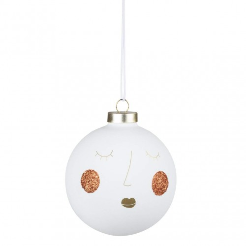 Boule de Noël visage Susi (Räder)
