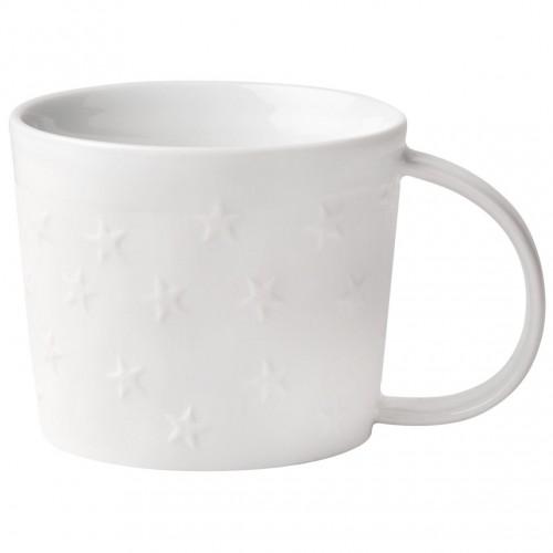 Mug en porcelaine étoiles (Räder)