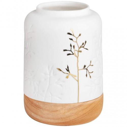 Photophore en porcelaine, Brindille (Räder)
