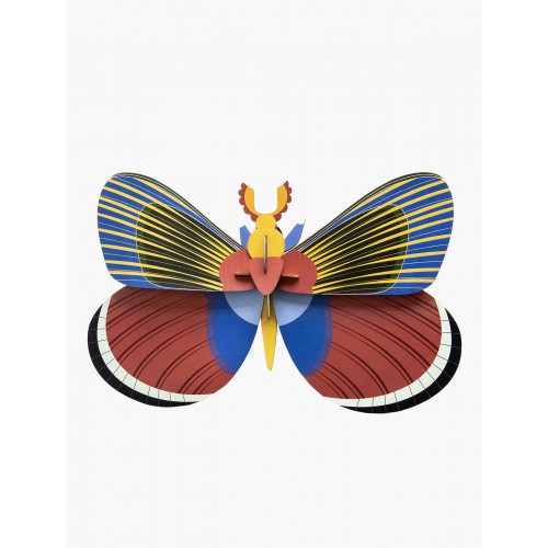 Wall totem, Butterfly (Studio ROOF)