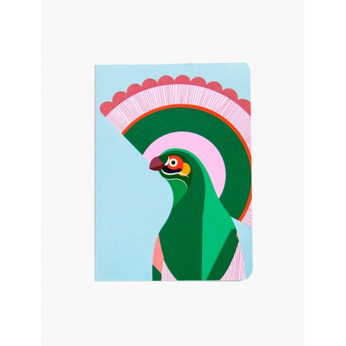Carnet A5, Oiseau de paradis, Rani (Studio Roof)