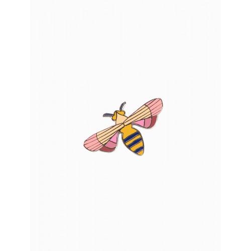 Fashion pins, Bee (Studio Roof)