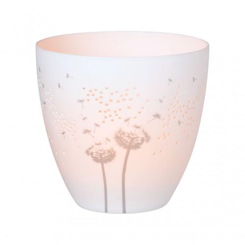 Photophore en porcelaine, Dandelion (Räder)