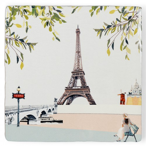 Tiles decor Paris (Story Tiles)