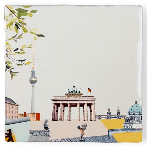 Tiles, the Big bold Berlin (Story Tiles)