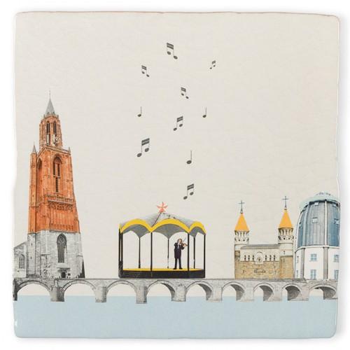 Tiles, My dear Maastricht (Story Tiles)