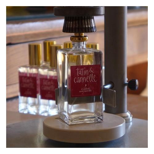 Parfum à vaporiser Tatin cannelle (Le Jardin de Mon Grand-Père)