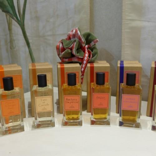 Parfum vaporisateur Fleur de l'oranger amer (Le Jardin de Mon Grand-Père)