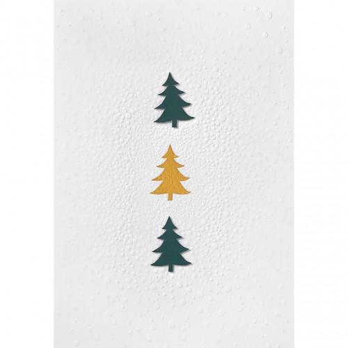 Carte Forêt 3 sapins (Räder)