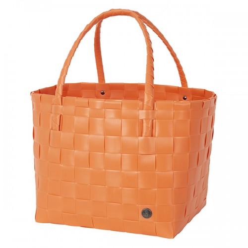 Panier Paris, orange corail (Handed By)