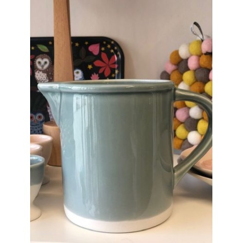 Pitcher 75 cl Cantine lime grey (collection Jars)