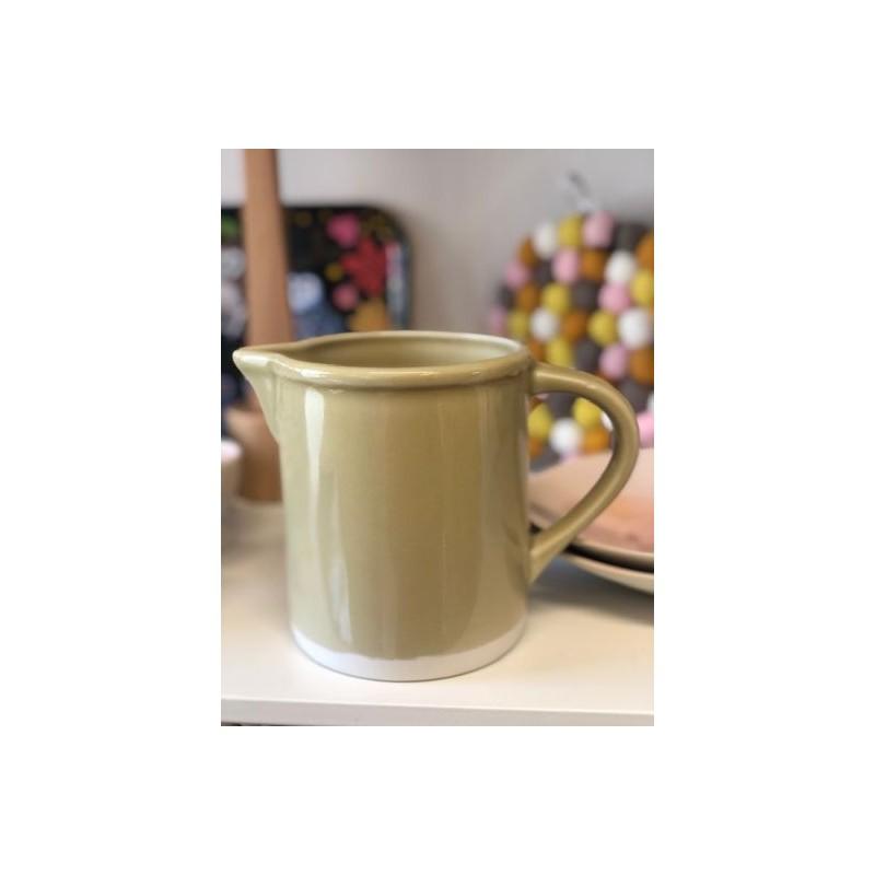 Pichet 75 cl Maguelone Zinc (collection Jars)
