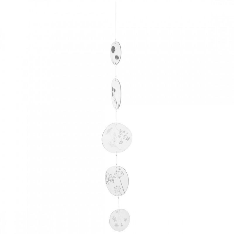 Guirlande de verre, Fleurs (Räder)