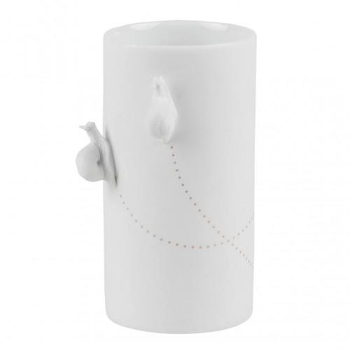 Porcelaine Vase, Snail (Räder)