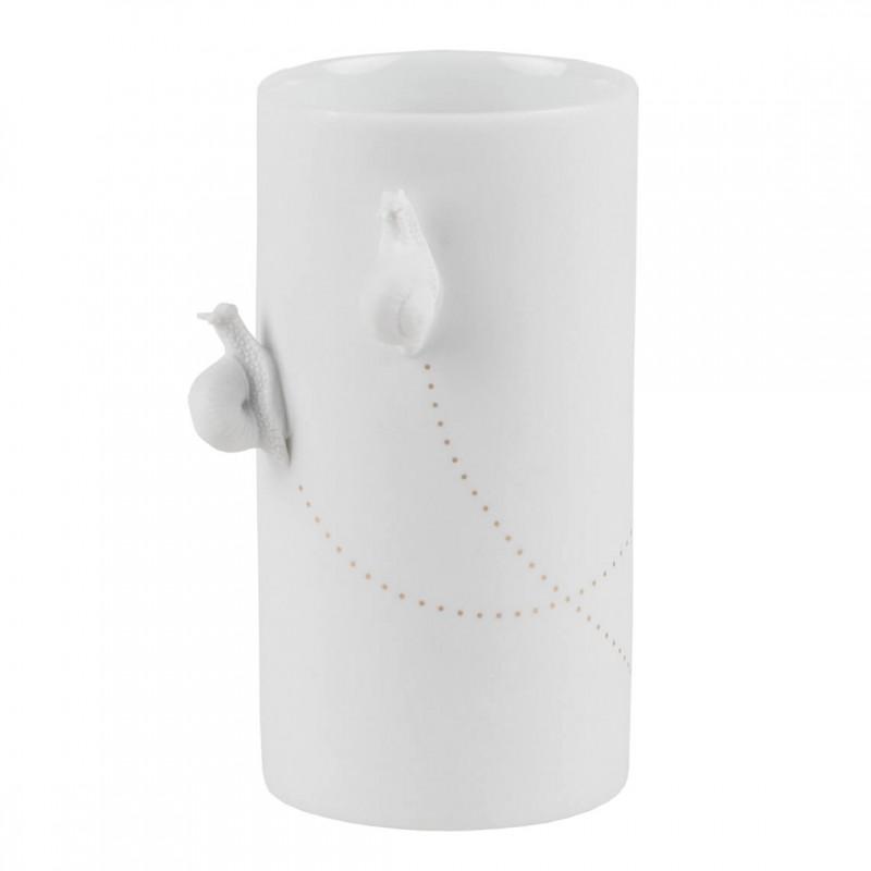 Porcelaine Vase, Gardener (Räder)
