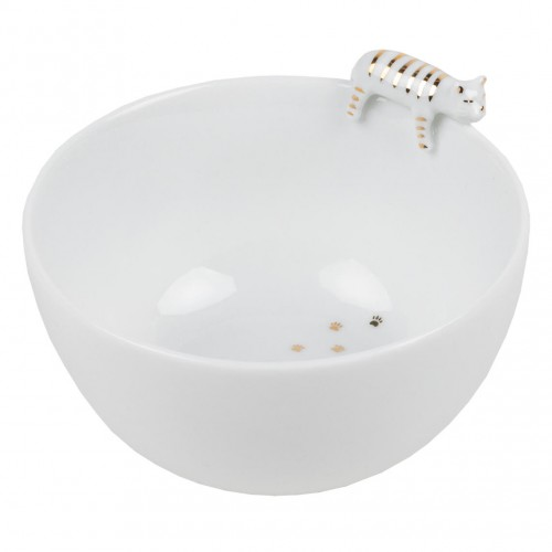 Little bowl with cat (Räder)