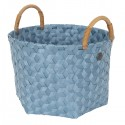Basket Little Dimensional, blue jean (Handed By)