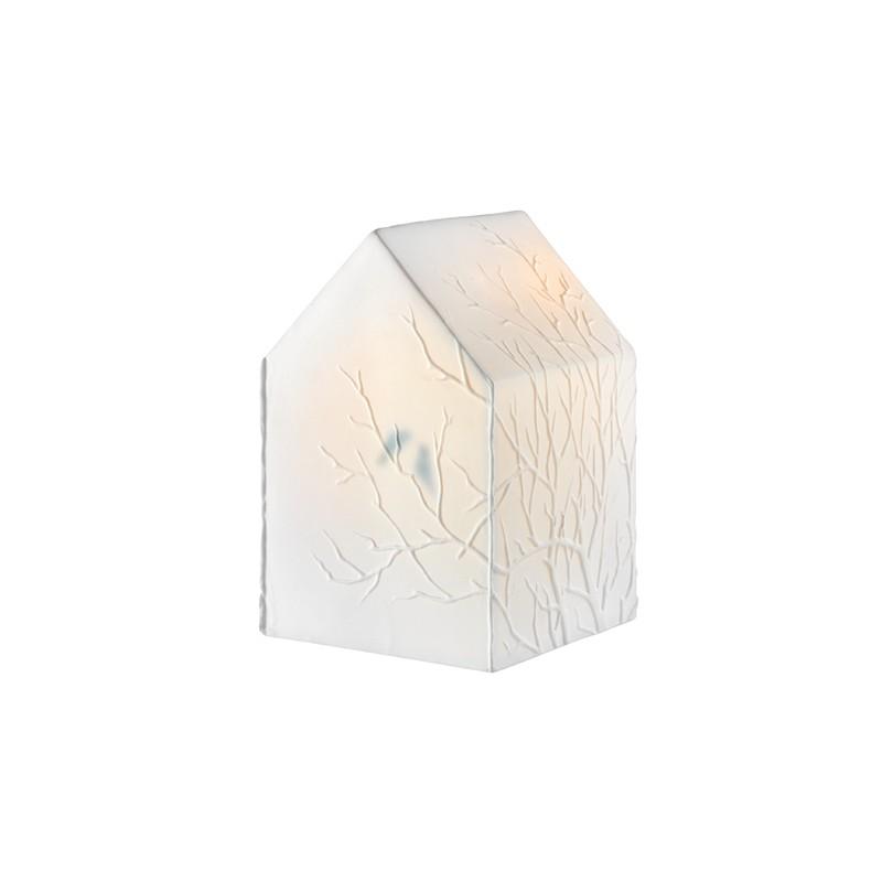 Lampe en porcelaine, Branches (Räder)