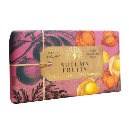 Savon raffiné 190 g Fruits d'automne (The English soap Company)