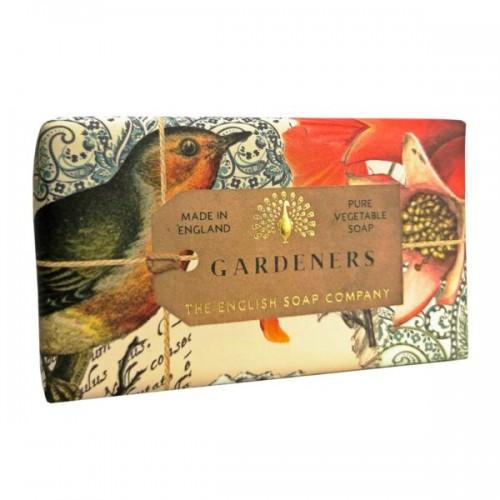 Savon exfoliant 190 g, Gardeners (The English soap Company)