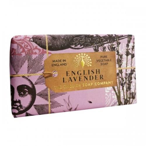 Savon raffiné 190 g, Lavande anglaise (The English soap Company)