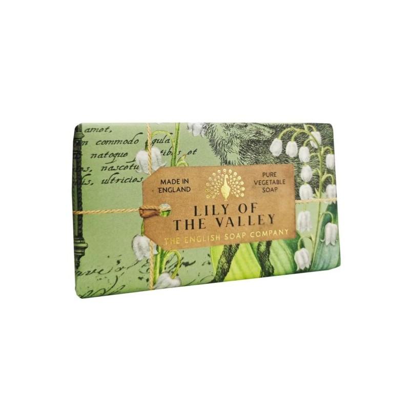 Finest soap Green tea (The English soap Company)