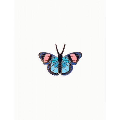 Pins Papillon paon (Studio Roof)