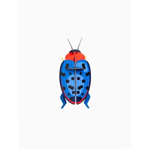 Wall totem Fungus beetle (Studio ROOF)