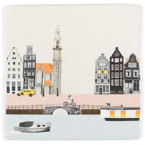 Tiles, Good morning Amsterdam (StoryTiles)