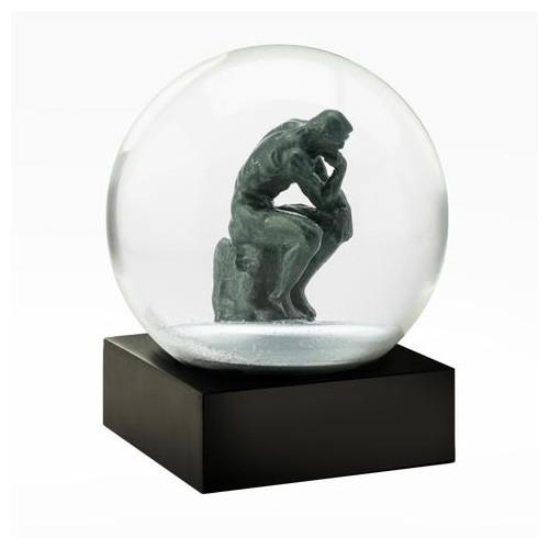 Boule à neige, Le Penseur de Rodin (Cool Snow Globes)