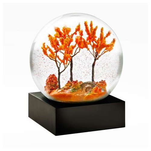 Snowglobe, The Thinker by Rodin (Cool Snow Globes)