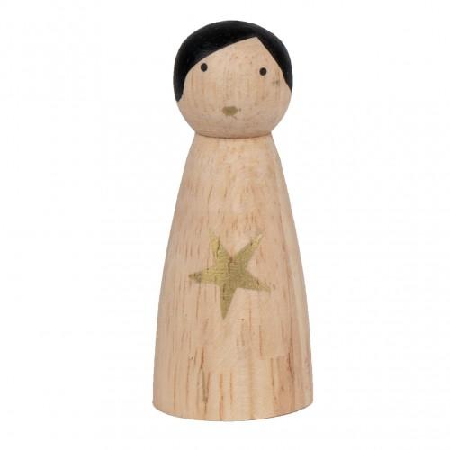 Porte-bonheur Figurine étoie (Räder)