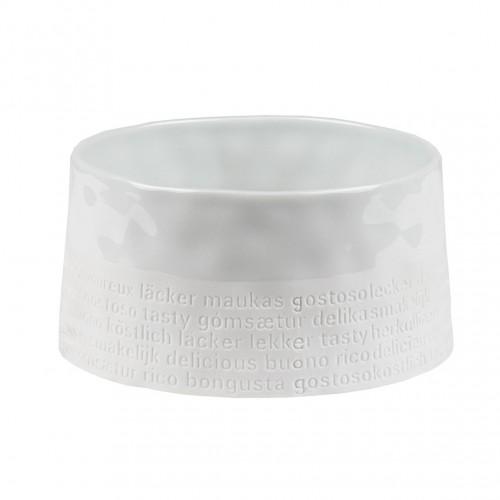 Contenant bol Poésie porcelaine (Räder)